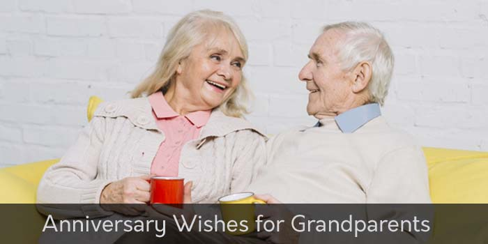 Anniversary wishes for grandparents