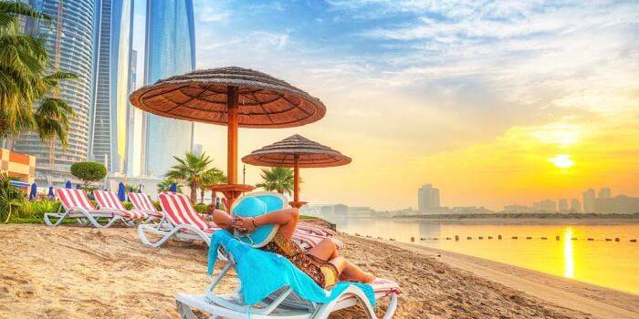 Beaches & Theme Parts of Dubai