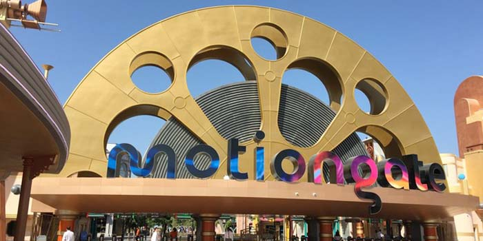 Motiongate Theme Park Dubai