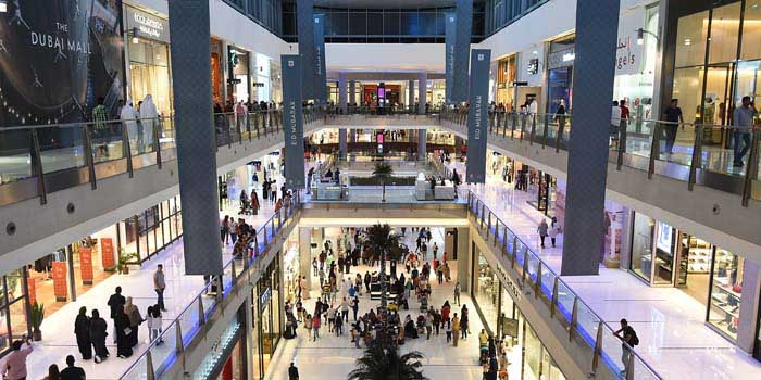 Shopping Malls in Dubai